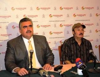 César Garza Villarreal y Servando Cano
