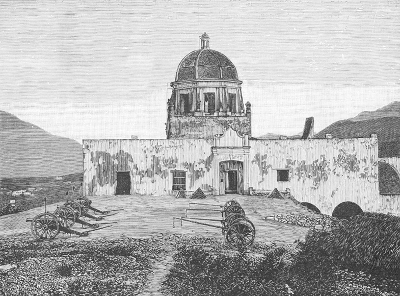 Fotos de la batalla del castillo de chapultepec 53