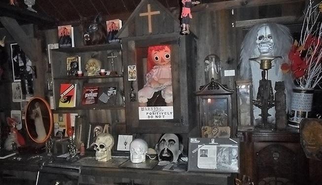 muñecas poseídas