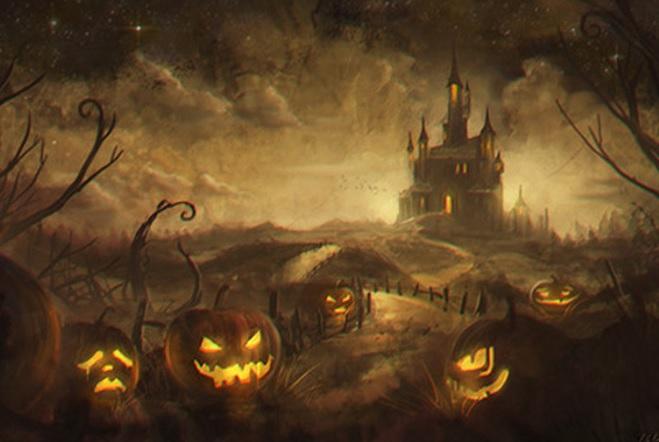 dia de halloween