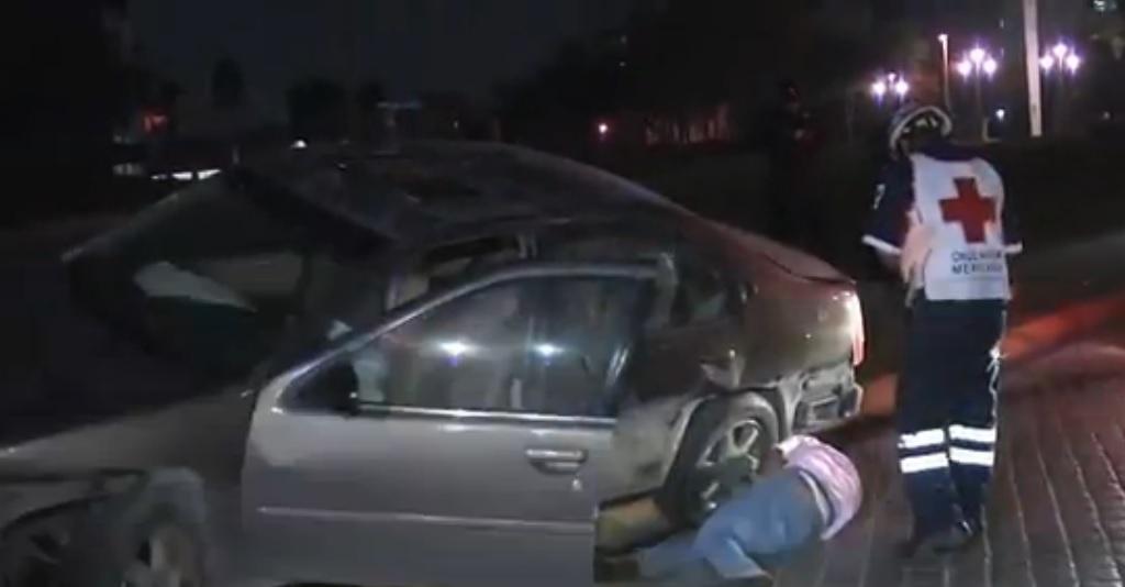 choque de policia regia