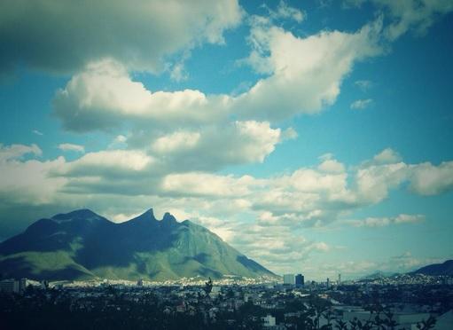 cerro de la silla ciudad de Monterrey