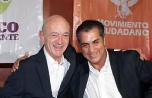 alianza Jaime Rodriguez y Fernando Elizondo