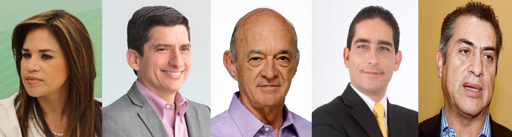candidatos de nuevo león gubernatura