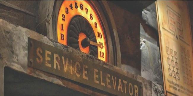 el juego del elevador