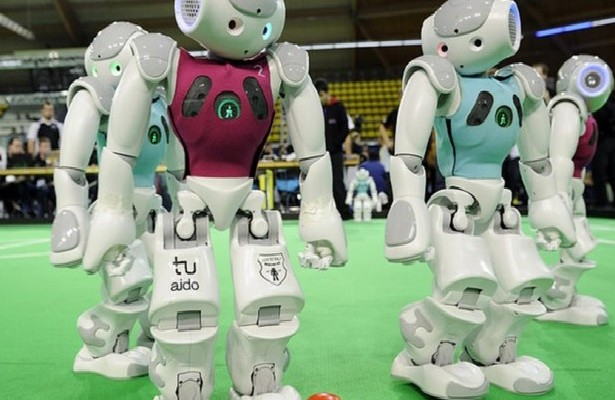 concurso de robotica en china
