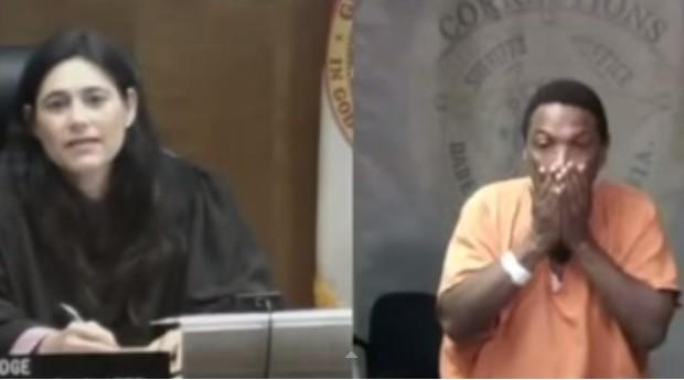 juez mindy condena a su ex compañero