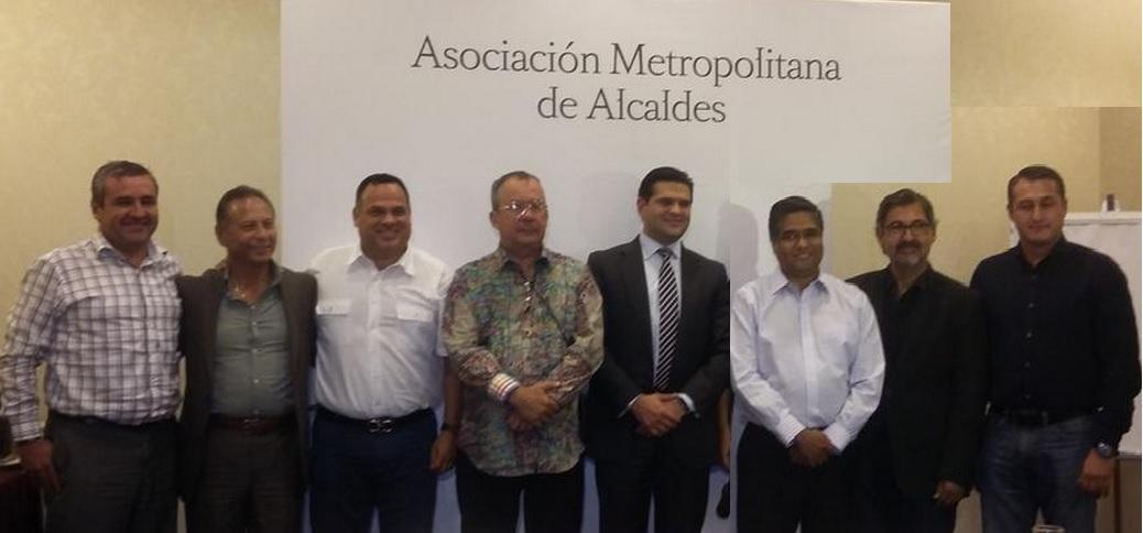 alcaldes metropolitanos