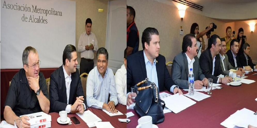 asociación metropolitana de alcaldes
