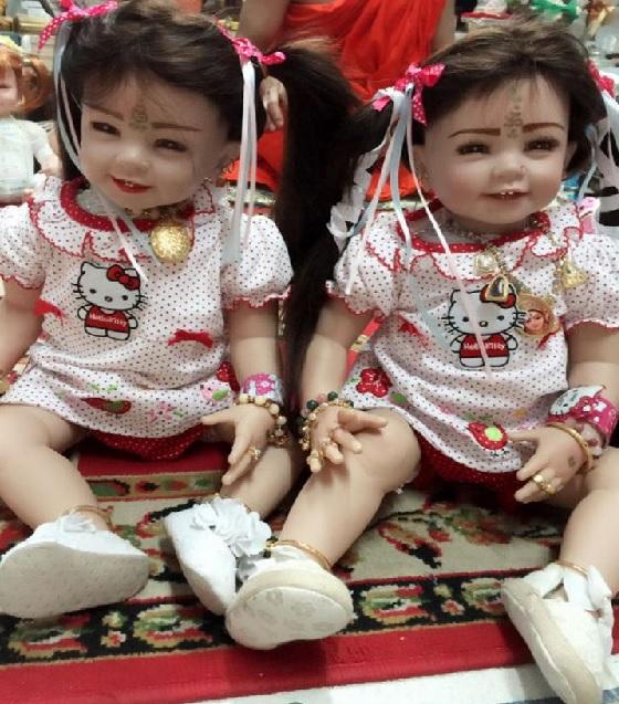 muñecas look thep
