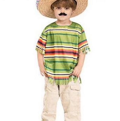 disfraz little amigo