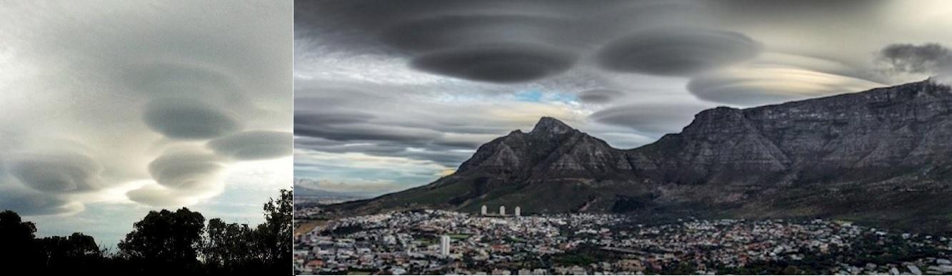 nubes extrañas dos
