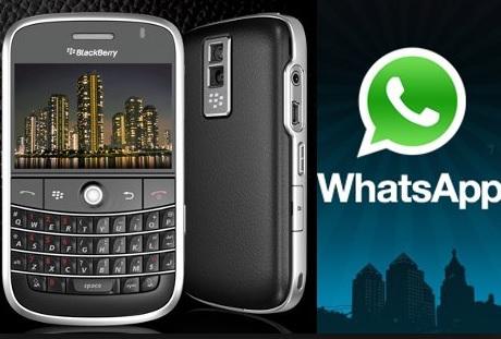 blackberry whatsapp