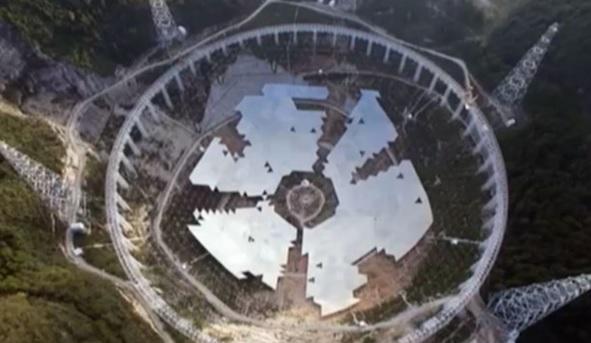 telescopio china