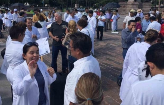 marcha-doctores