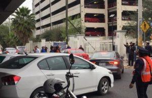 estacionamiento hu