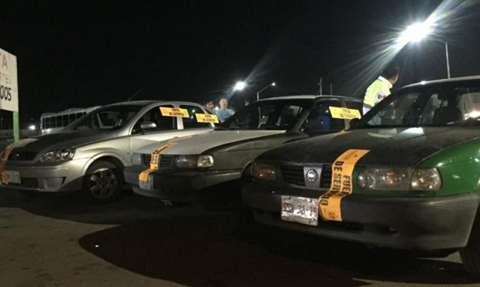 taxis piratas