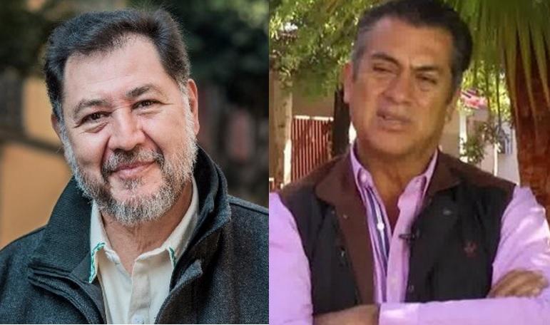 fernandez noroña y Jaime Rodríguez